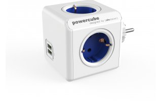 POWERCUBE Original USB Blå