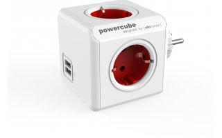 POWERCUBE Original USB Röd