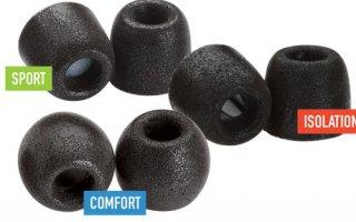 COMPLY Variety Pack Hörlurspropp 200 Medium (3 Par)
