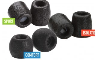 COMPLY Variety Pack Hörlurspropp 400 Small (3 Par)