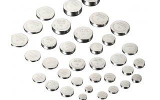 MAXELL Klockbatteri Silveroxid 317/SR516SW
