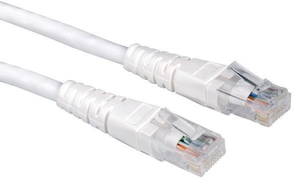 VALUE UTP Nätverkskabel Cat.6 Vit 0.5m