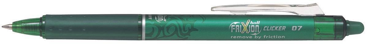 PILOT Kulpenna Frixion Clicker 0,7mm Grön