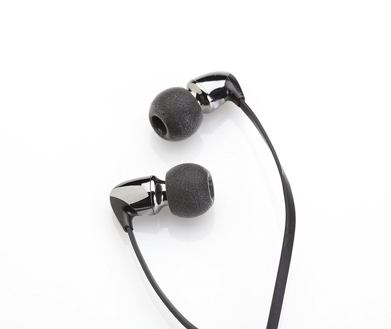COMPLY Comfort Hörlurspropp Ts-500 Medium Svart