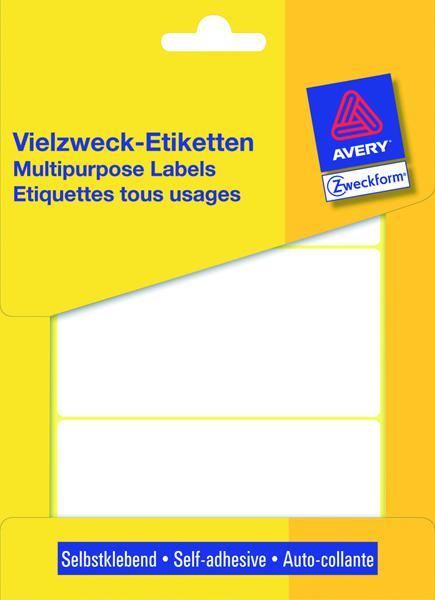 AVERY Etiketter för handskrift