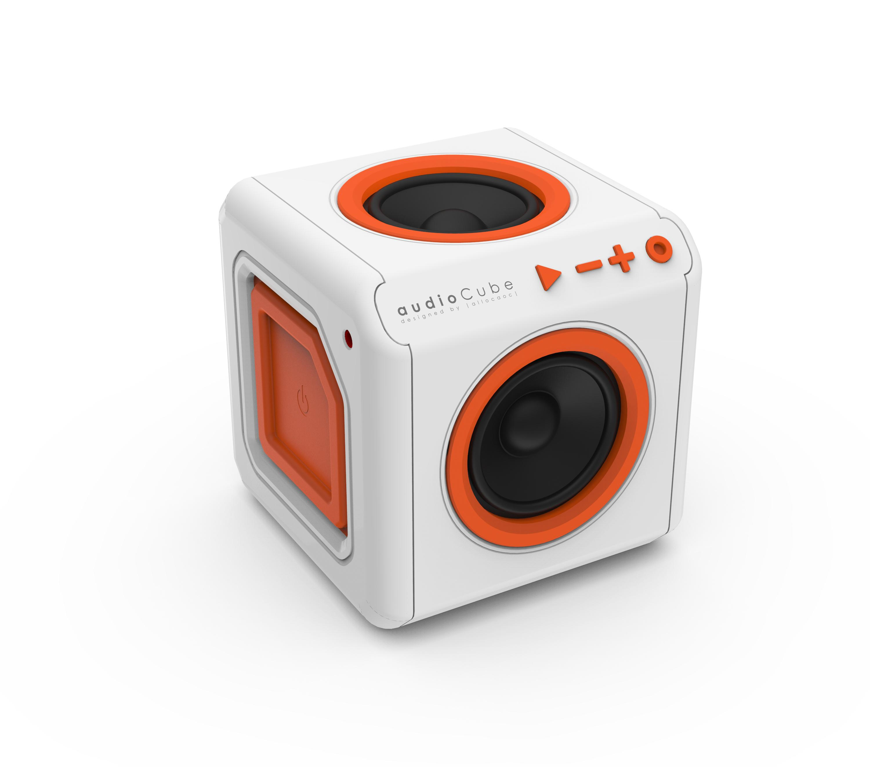 POWERCUBE AUDIO CUBE PORTABLE Bluetooth-högtalare