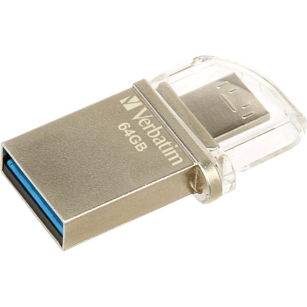 VERBATIM OTG USB 3.0-mikrominne 16 GB