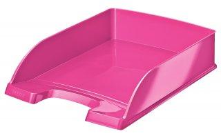 LEITZ Brevkorg Plus WOW Standard Rosa