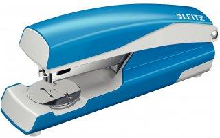 LEITZ Häftapparat 5502 WOW, 30 ark Blå
