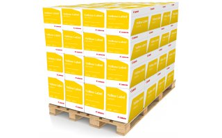 CANON A4 Yellow Label Ohålat Kopieringspapper 80 gram