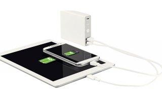 LEITZ Complete USB PowerBank 6000mAh Vit
