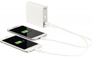 LEITZ Complete USB PowerBank 12000mAh Vit