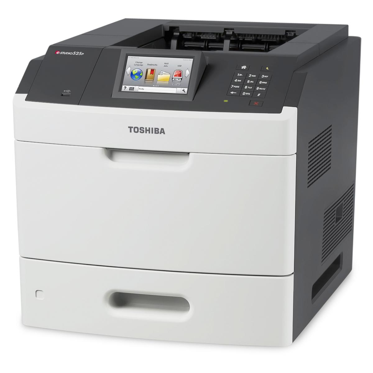 TOSHIBA e-STUDIO 525P A4 Laserskrivare