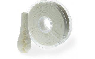 POLYMAKER PolyPlus PLA Filament Klar Färg Vit 1,75 mm/750g