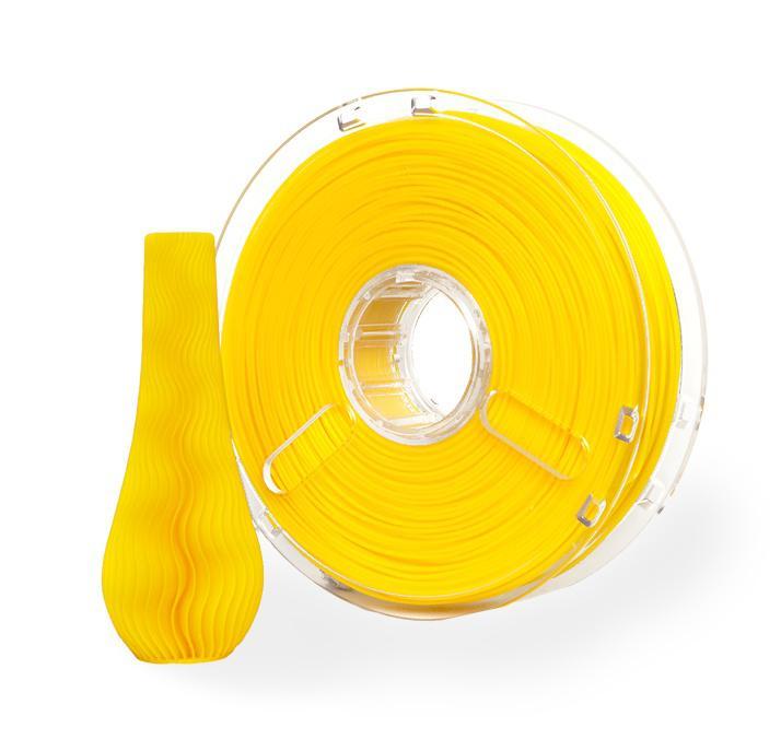 POLYMAKER PolyPlus PLA Filament Klar Färg Gul 1,75 mm/750g