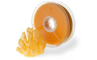 POLYMAKER PolyPlus PLA Transparent Orange 1,75 mm/750g