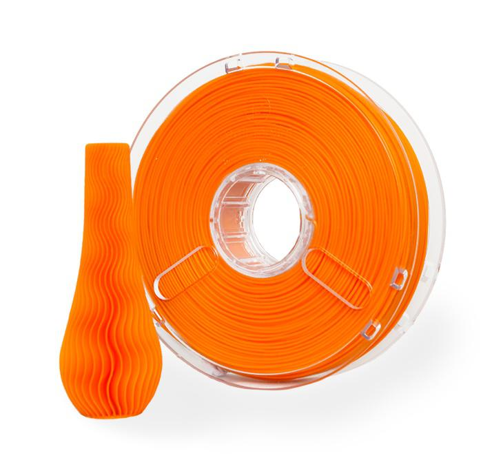 POLYMAKER PolyPlus PLA Filament Klar Färg Orange 2,85 mm/750g