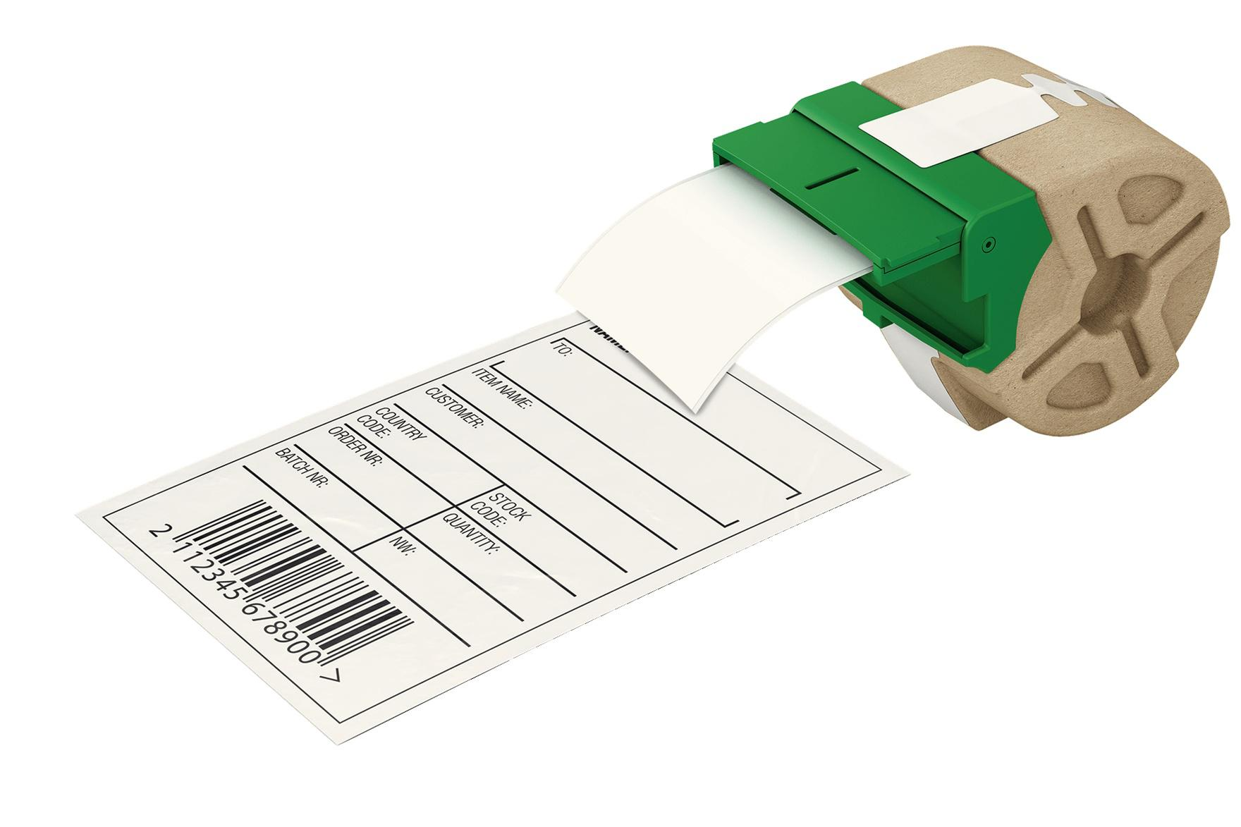 LEITZ Icon Intelligent Etikettkassett (papper) 61 mm x 22m