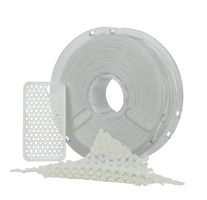 POLYMAKER PolyFlex Filament Vit 2,85 mm/750g