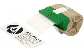 LEITZ Icon Etikettkassett med utstansade etiketter 36 x 88mm 600 st