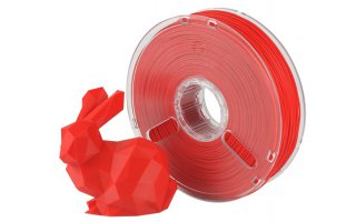POLYMAKER PolyMax PLA Filament Röd 1,75 mm/750g