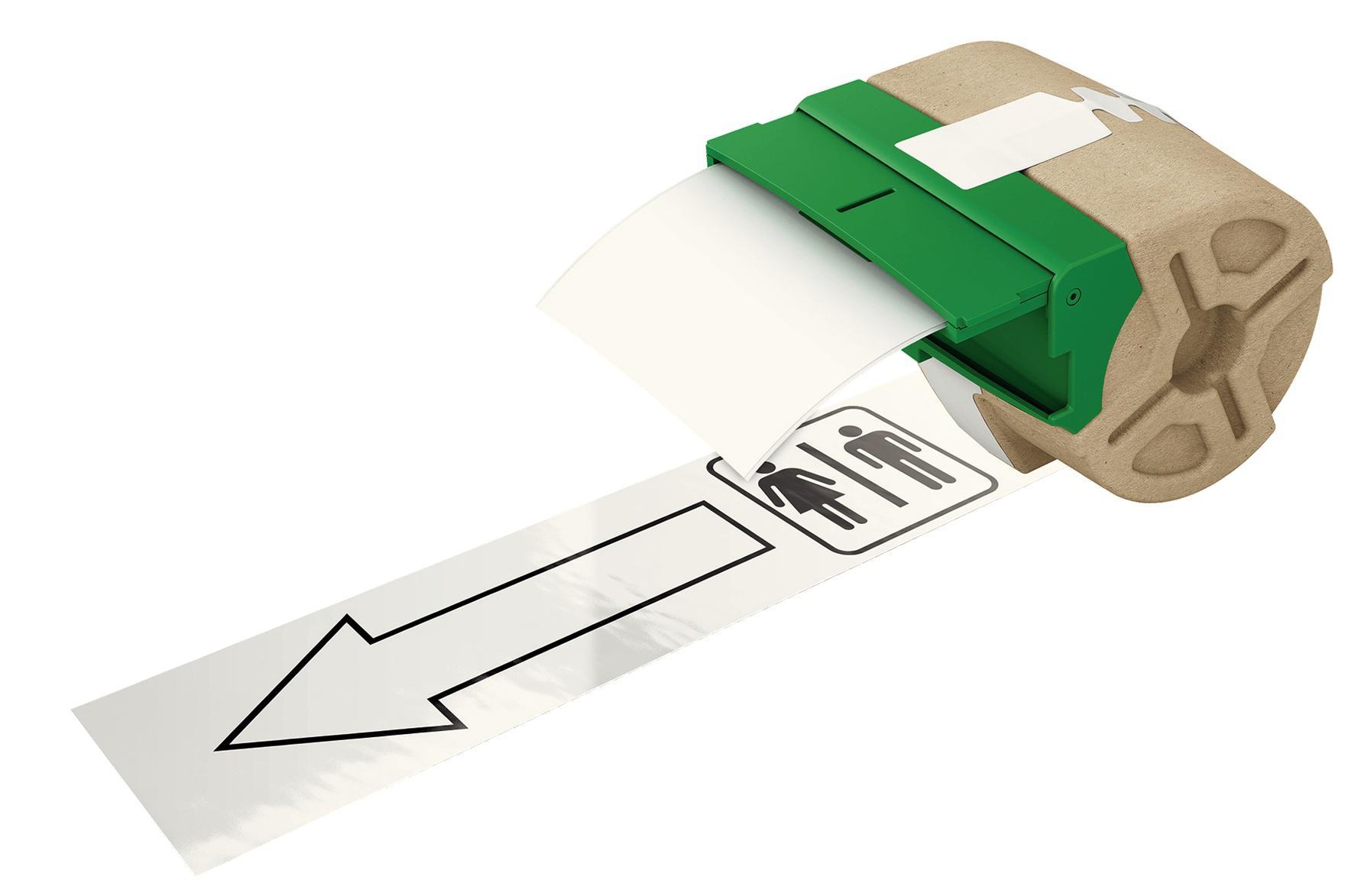 LEITZ Icon Etikettkassett (plast) 88mm x 10m Vit