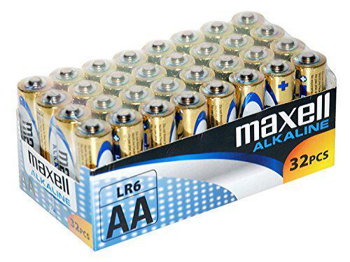 MAXELL Alkaline 1,5V Batteri LR06/AA