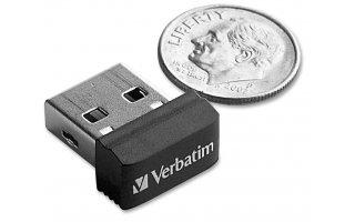 VERBATIM Store n Stay NANO USB Drive 16 GB