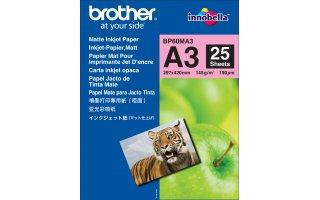 BROTHER A3 Matt Fotopapper 145 gram