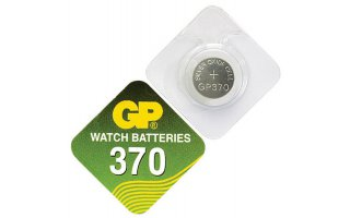 GP Klockbatteri Silveroxid 370/SR920SW