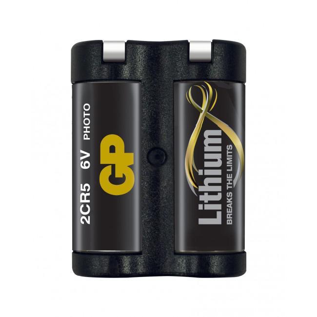GP Lithium Batteri 2CR5/6V
