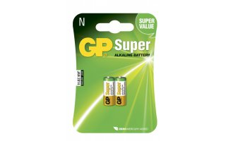 GP Super Alkaline 1,5V Batteri LR1/910A
