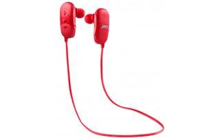 JAM Fusion Trådlös Bluetooth-hörlur Röd
