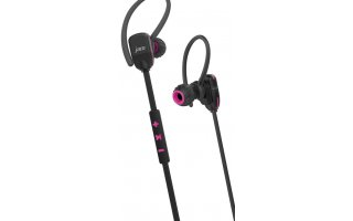 JAM Transit Micro Bluetooth-hörlur Rosa