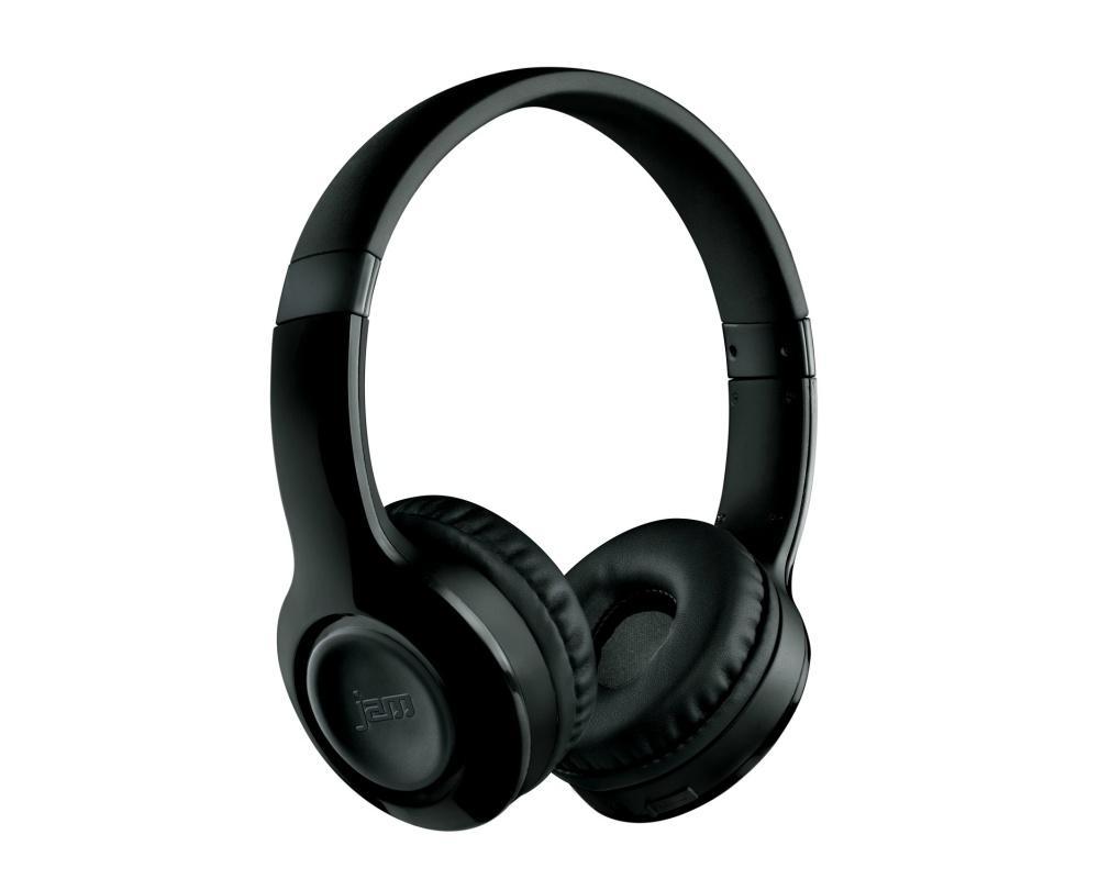 JAM Transit Lite Bluetooth-hörlur Svart