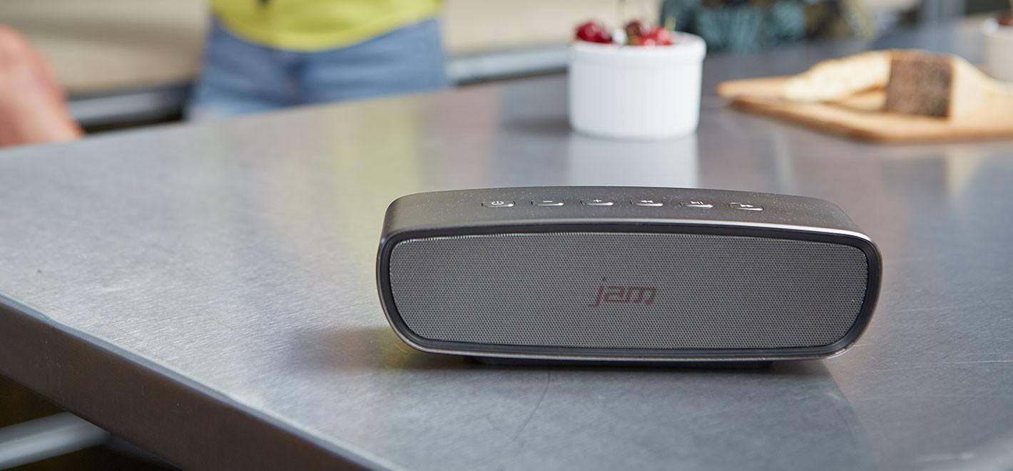 JAM Bluetooth-högtalare Heavy Metal
