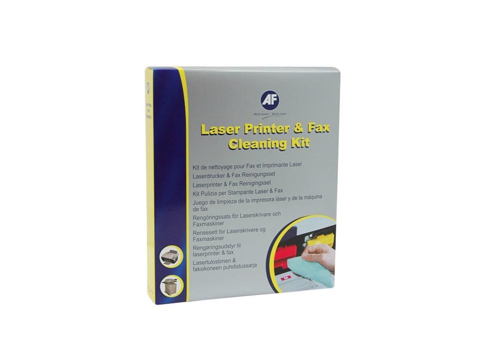 AF Laser Printer Rengöringskit