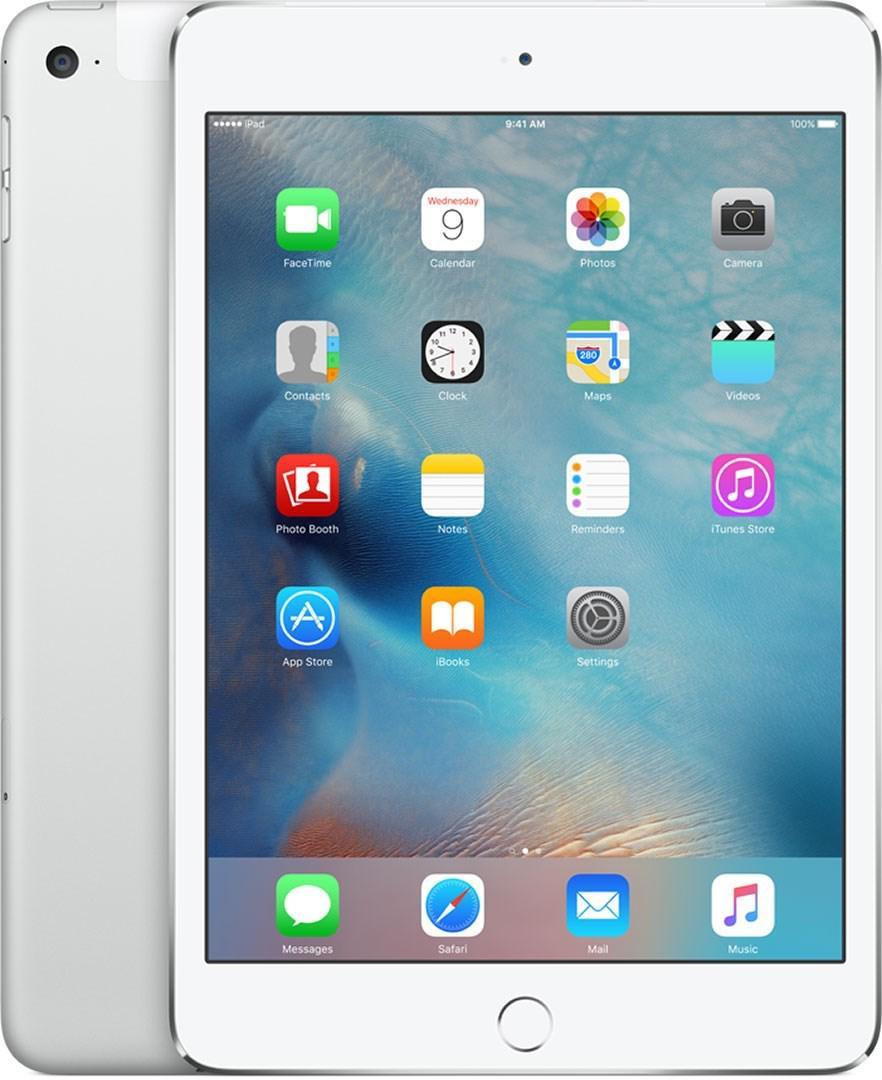APPLE iPad mini 4 Wi-Fi + Cellular 128GB Silver