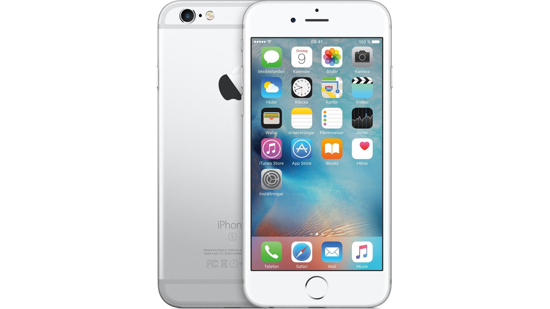 APPLE Iphone 6 S 128GB Silver