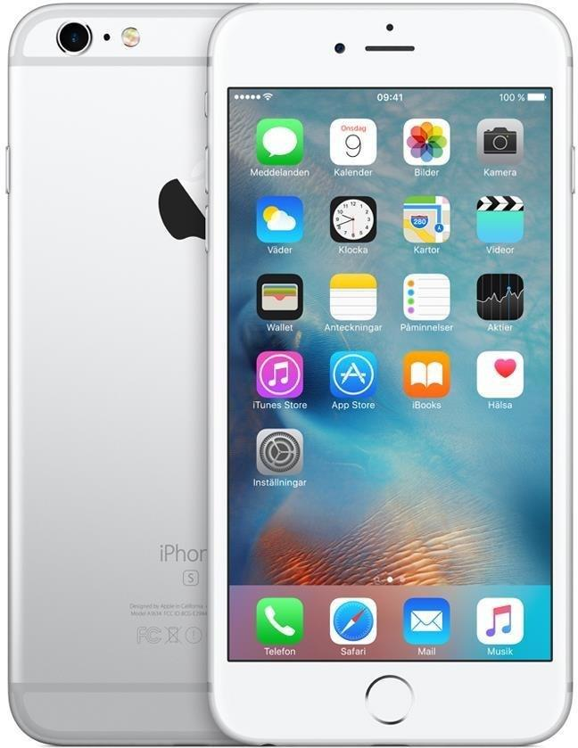 APPLE iPhone 6 S Plus 128GB Silver