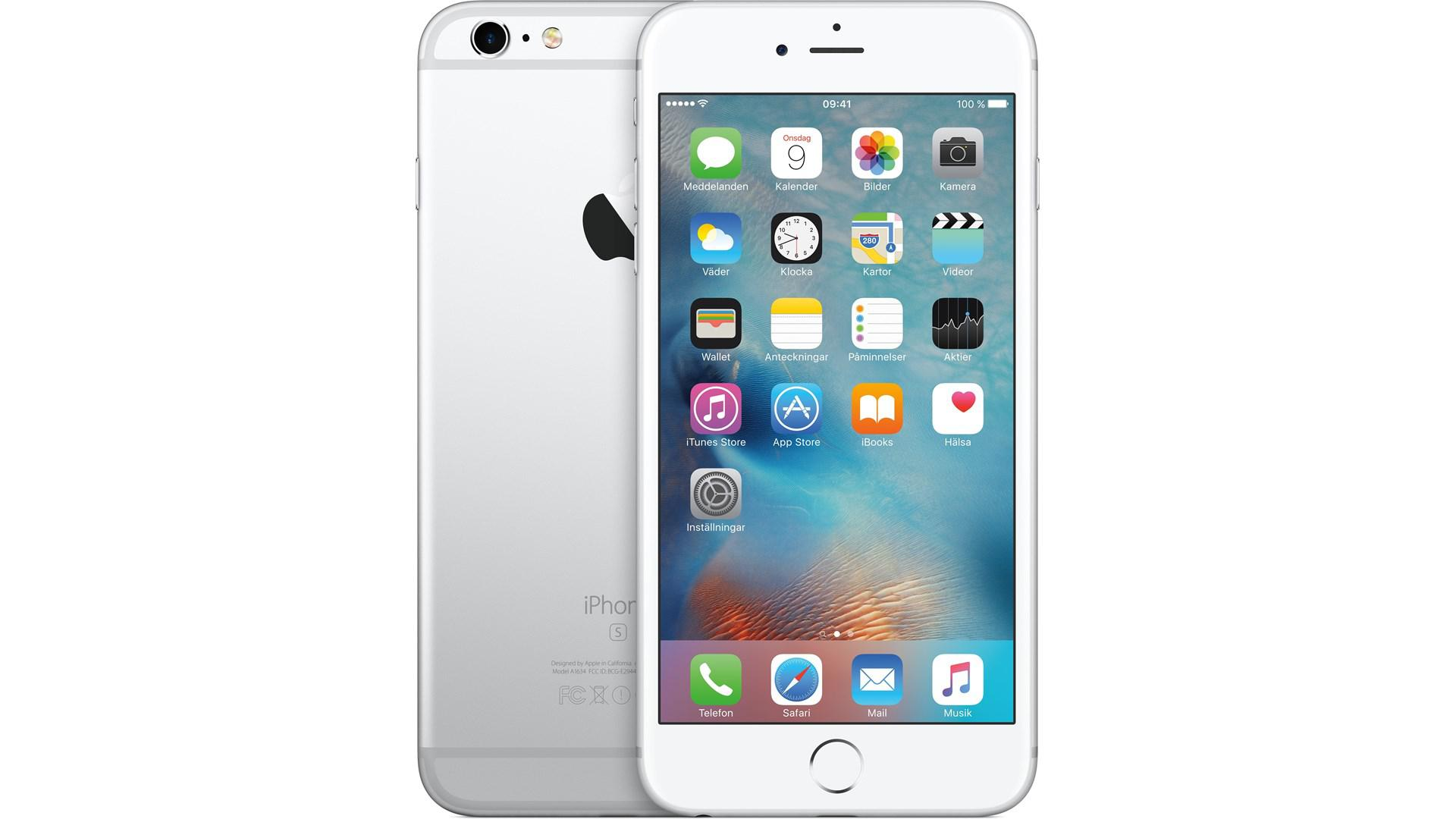 APPLE iPhone 6 S Plus 32GB Silver