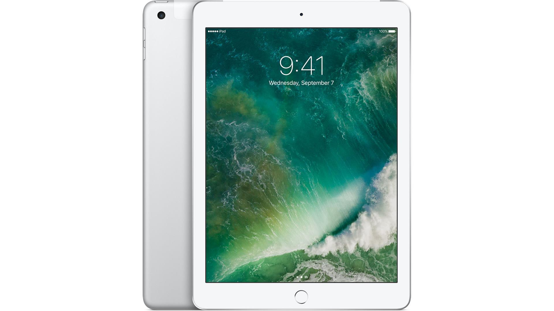 APPLE iPad Wi-Fi+Cell 32GB Silver