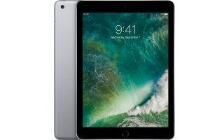 APPLE iPad Wi-Fi 128GB Space Grå
