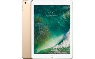 APPLE iPad Wi-Fi 128GB Guld