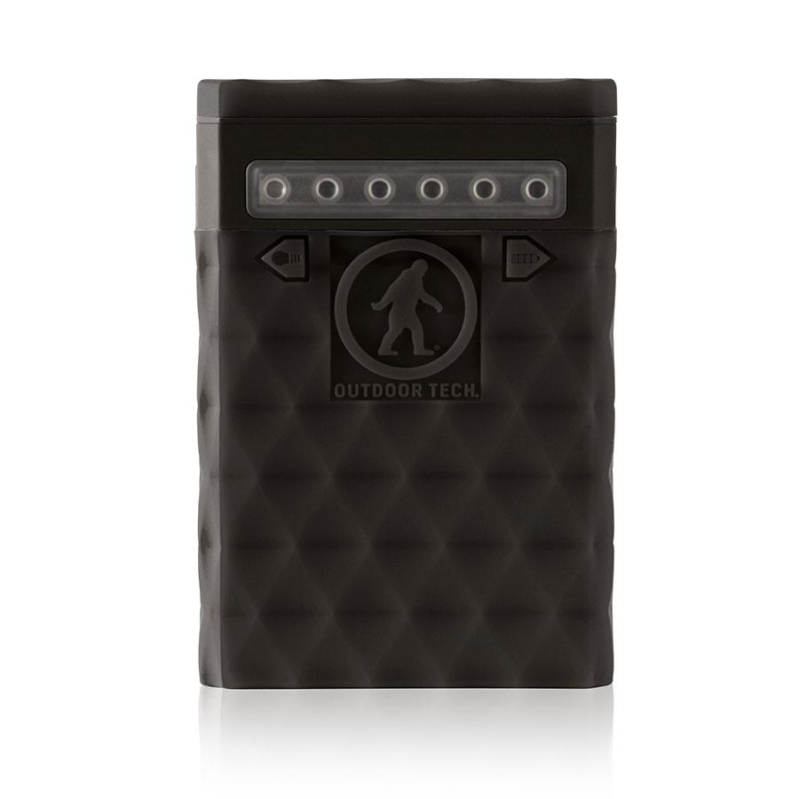 OUTDOOR TECH Kodiak 2.0 USB Powerbank 6000 mAh Svart