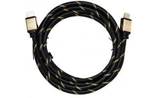 ROLINE Guld HDMI High Speed Kabel med Ethernet 3m