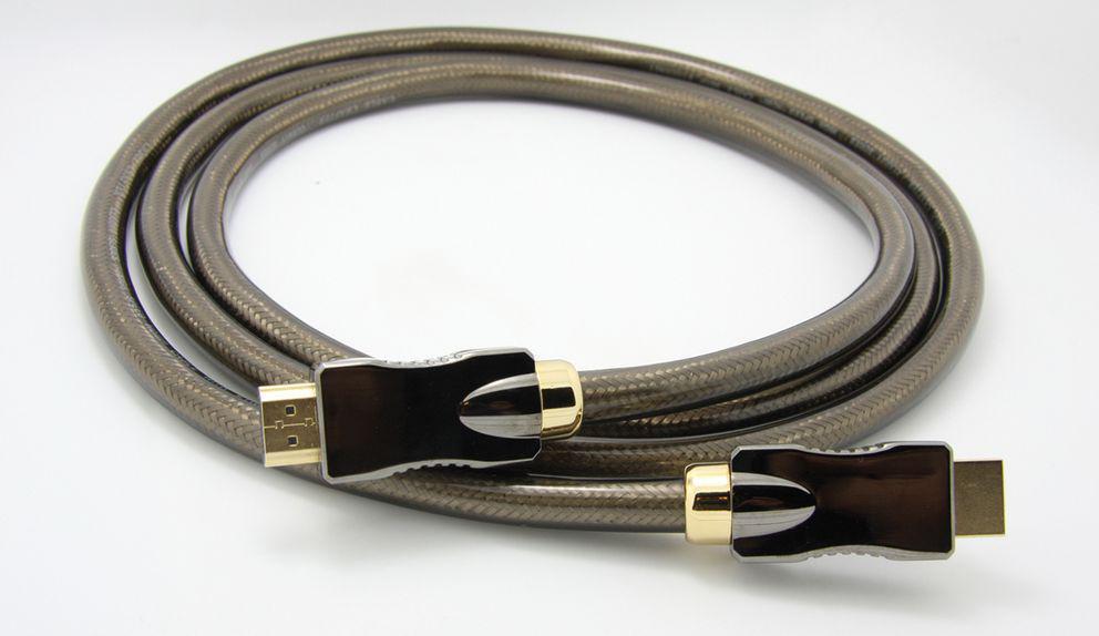 ROLINE HDMI Ultra HD-kabel + Ethernet M/M, 5,0 m