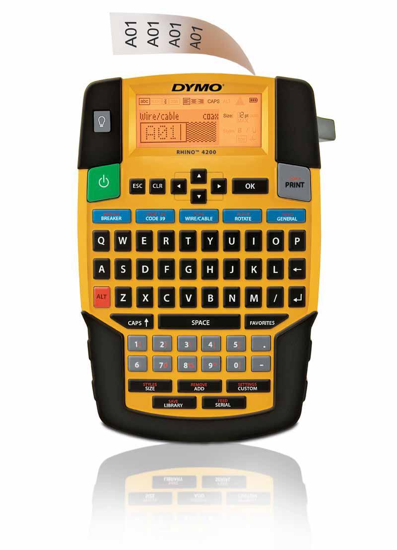 DYMO RHINO 4200