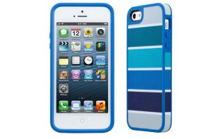 SPECK iPhone 5 Fabshelll Colorbar Artic
