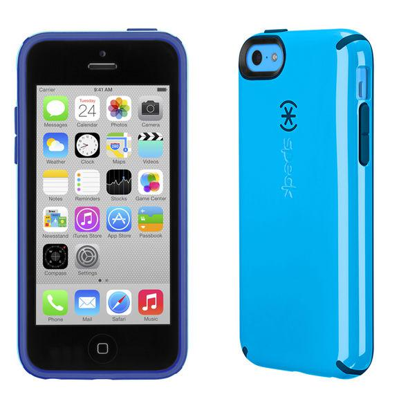 SPECK iPhone 5c CandyShell Lagoon Blue/Deep Sea Blue